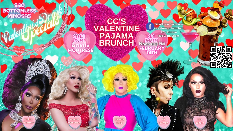 CC's Valentine's Pajama Drag Brunch image