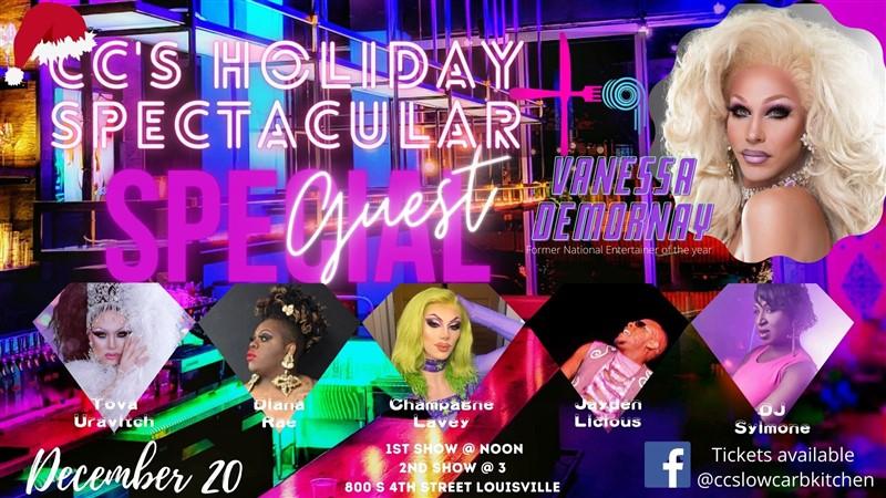 CC's Holiday Extravaganza