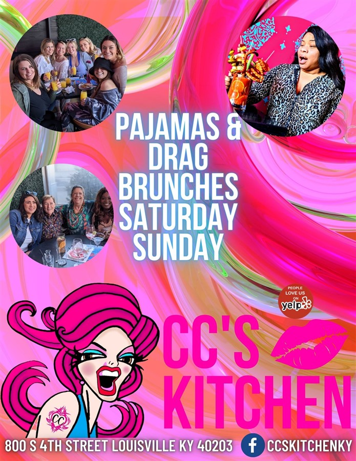 Get Information and buy tickets to Pajamas & Drag Drag Brunch & CC