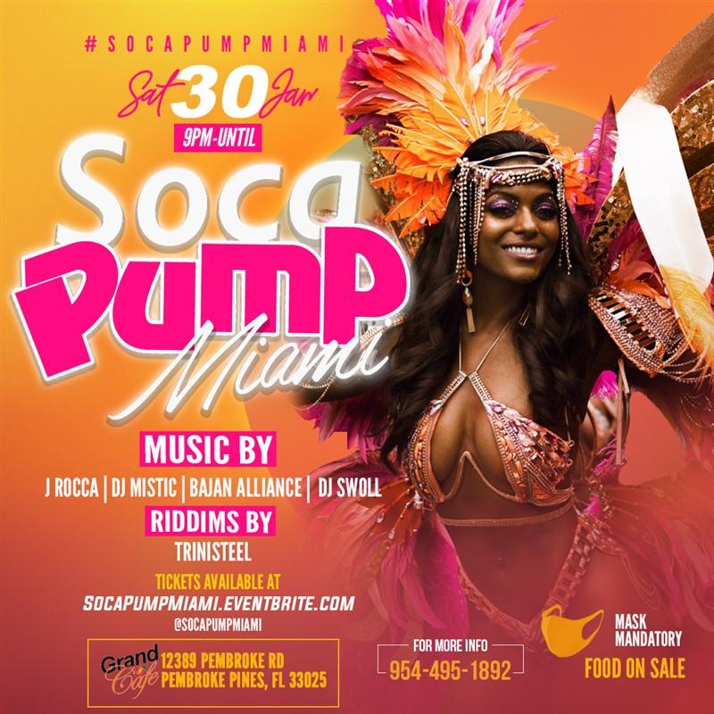 Soca Pump Miami