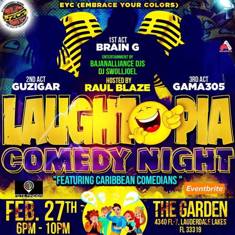 Laughtopia