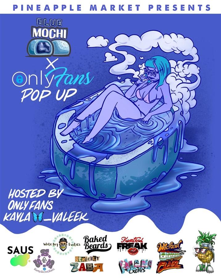 Blue MOCHI Onlyfans Pop up