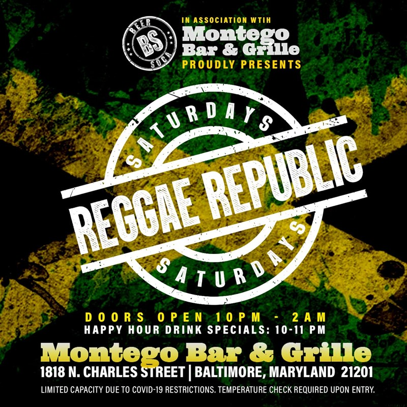 Get Information and buy tickets to REGGAE REPUBLIC  on www.fetefinders.com