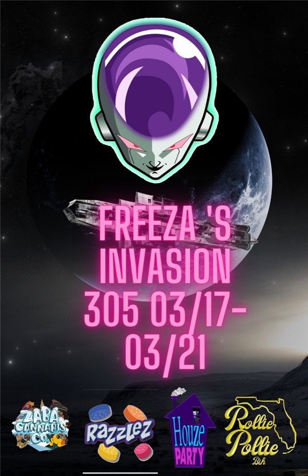 Feast with Freeza