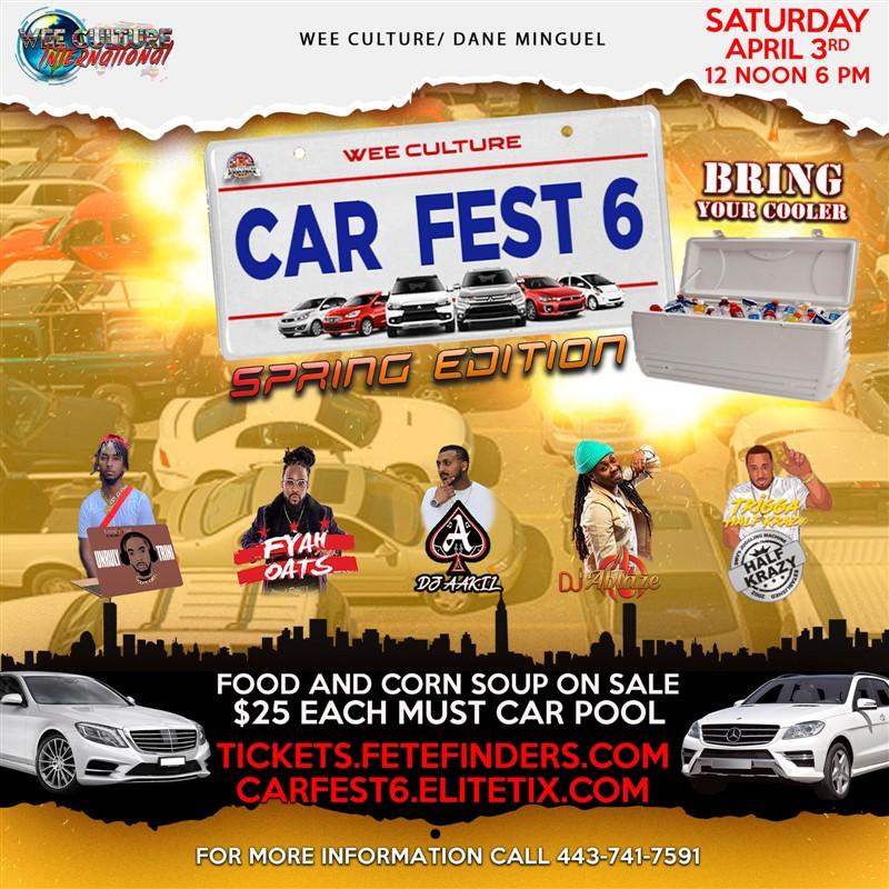 Car Fest 6