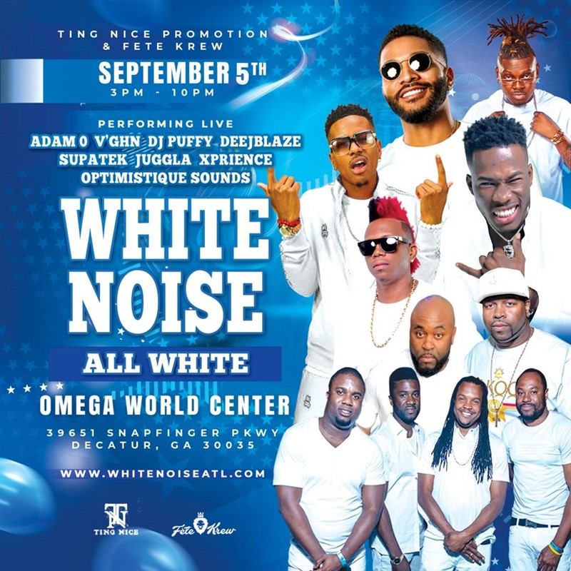 Get Information and buy tickets to White Noise Atlanta