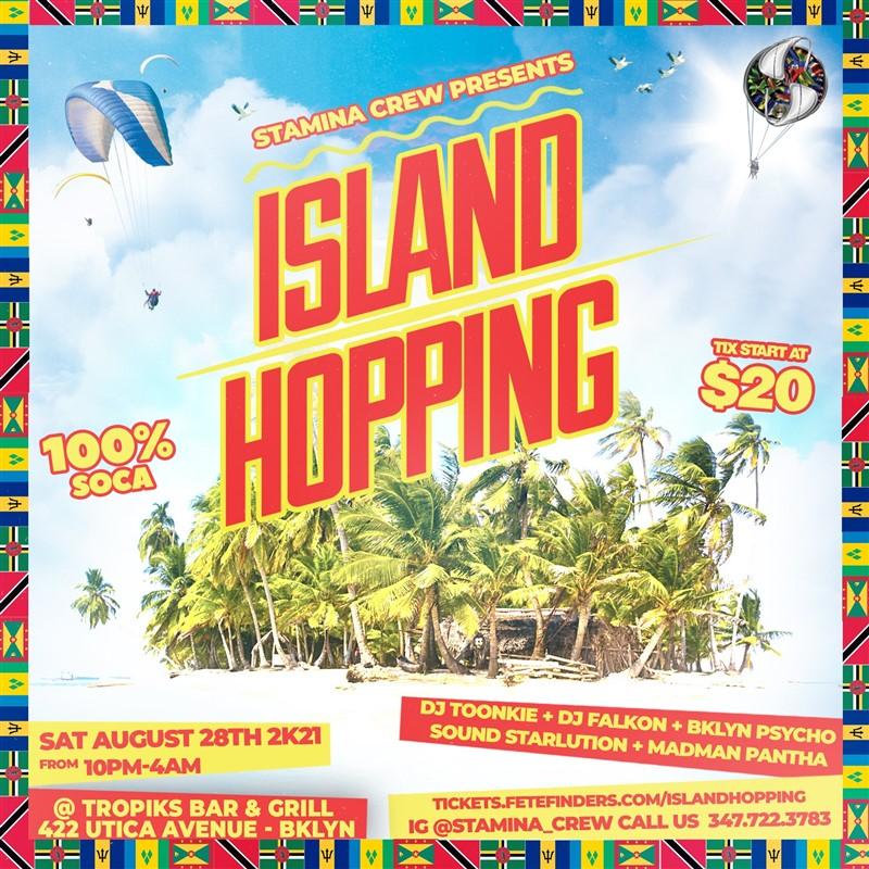 Get Information and buy tickets to ISLAND HOPPING  on www.fetefinders.com