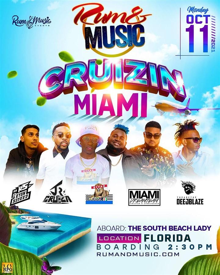 Rum & Music Cruizin