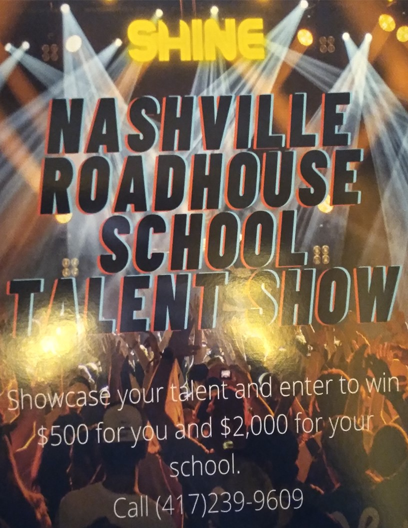 Nashville Roadhouse Live School Talent Show on Mar 22, 00:00@The Branson Star Theater - Pick a seat, Buy tickets and Get information on The Branson Star Theater