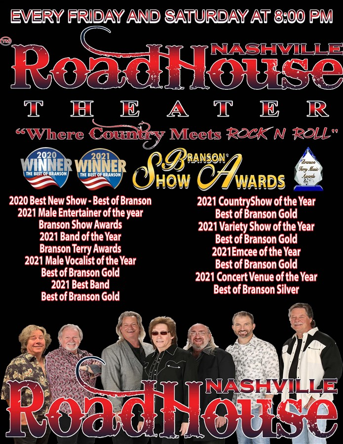 Aaron Tippin Nashville Roadhouse Live Concert Series