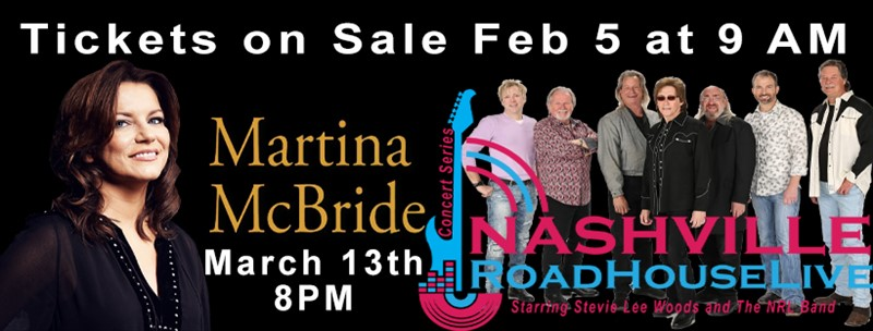 Nashville Roadhouse Live Concert Series