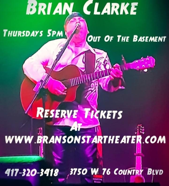 Brian Clarke's
