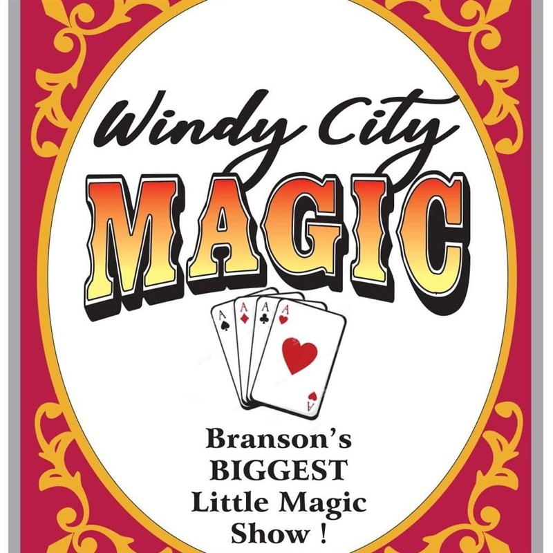 Get Information and buy tickets to Windy City Magic Branson Biggest Little Magic Show on The Branson Star Theater
