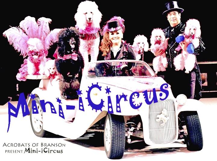 Acrobats of Branson Present MINI iCircus
