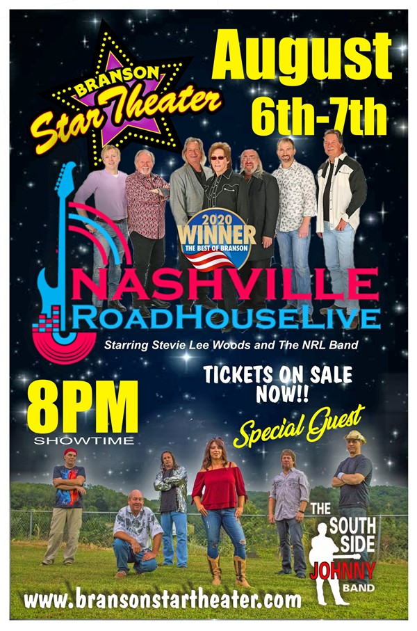 Southside Johnny Band With Nashville Roadhouse Live