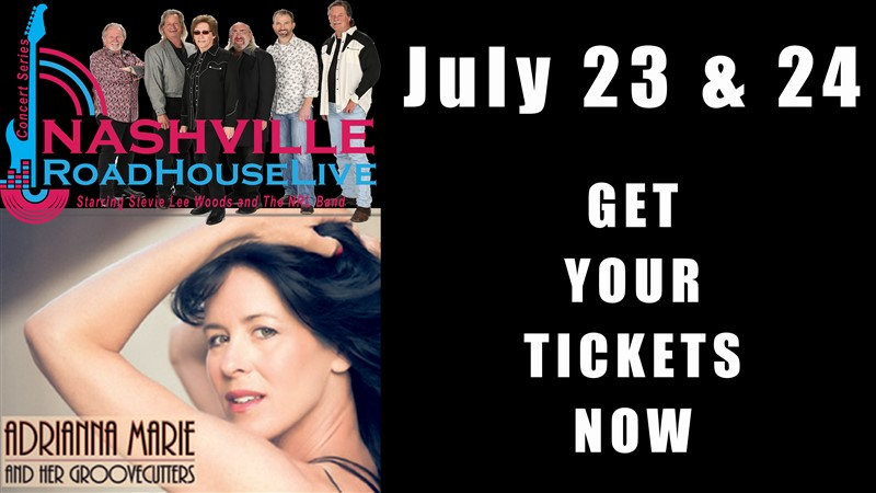Andrianna Marie and Her Groove Cutters with Nashville Roadhouse Live