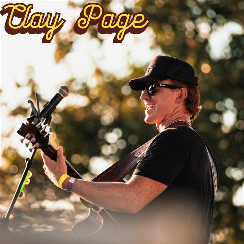 American Idol Clay Page with Nashville Roadhouse Live