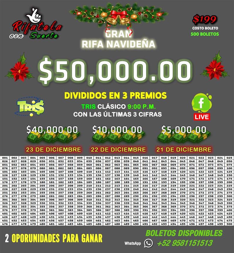💰Gana $55,000 Mil Pesos en Efectivo💰