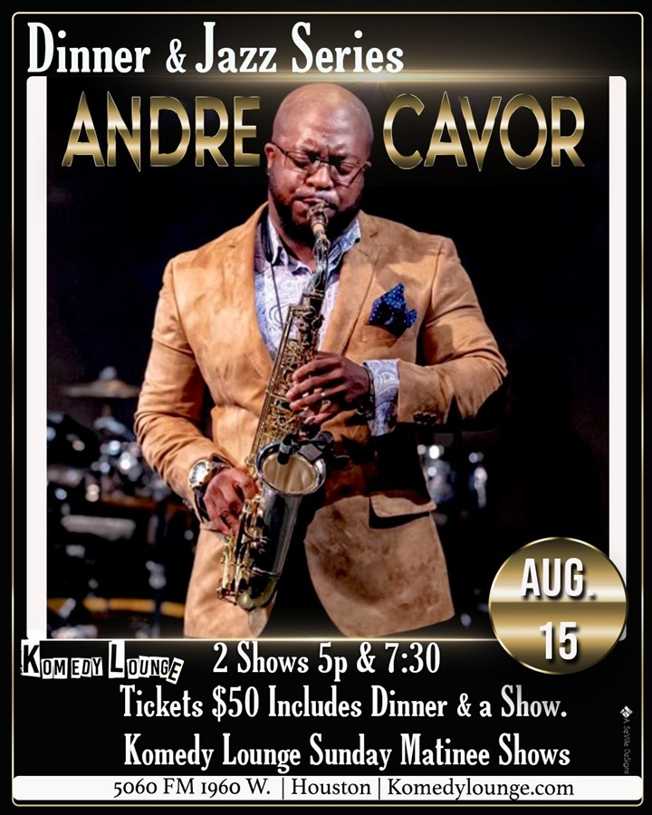 Andre Cavor 5pm Show