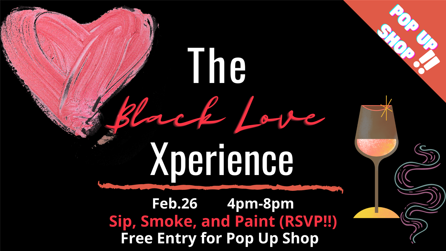The Black LOVE Experience  on feb. 26, 16:00@Money House - Buy tickets and Get information on The Black Experience