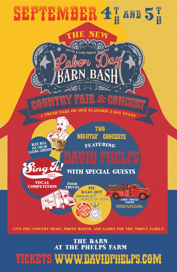 Labor Day Barn Bash 2021