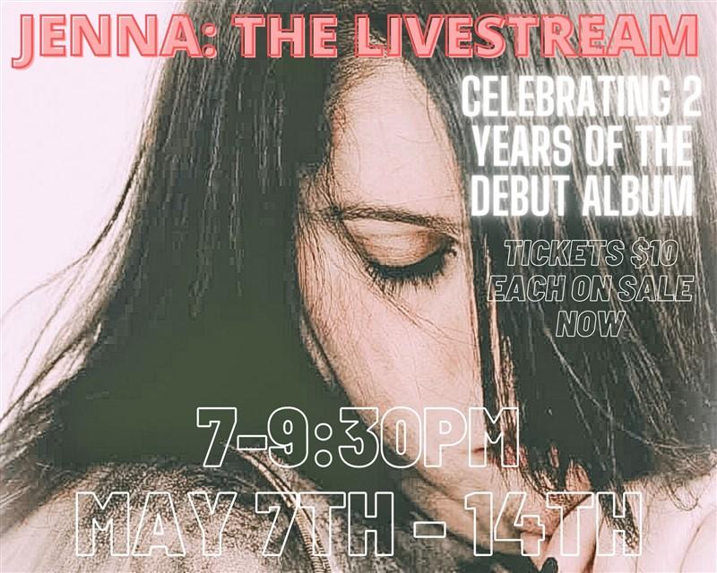 JENNA: The LiveStream