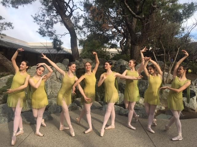 Ballet in Bloom