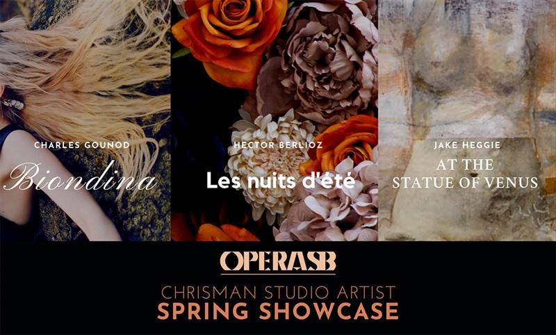 Chrisman Studio Artist Showcase June 5 at 2:30