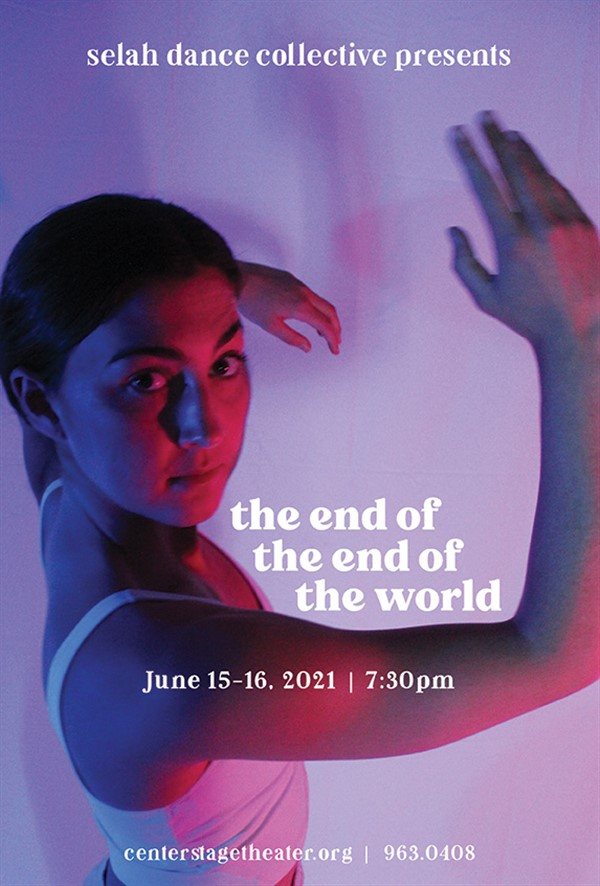 Livestream The End of the End of the World June 16 at 7:30pm