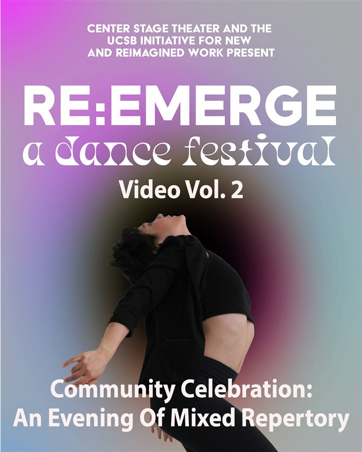 Get Information and buy tickets to Re:Emerge Festival - Vol 2 - Community Celebration:  An Evening Of Mixed Repertory Video production of June 18 performance on Center Stage Theater