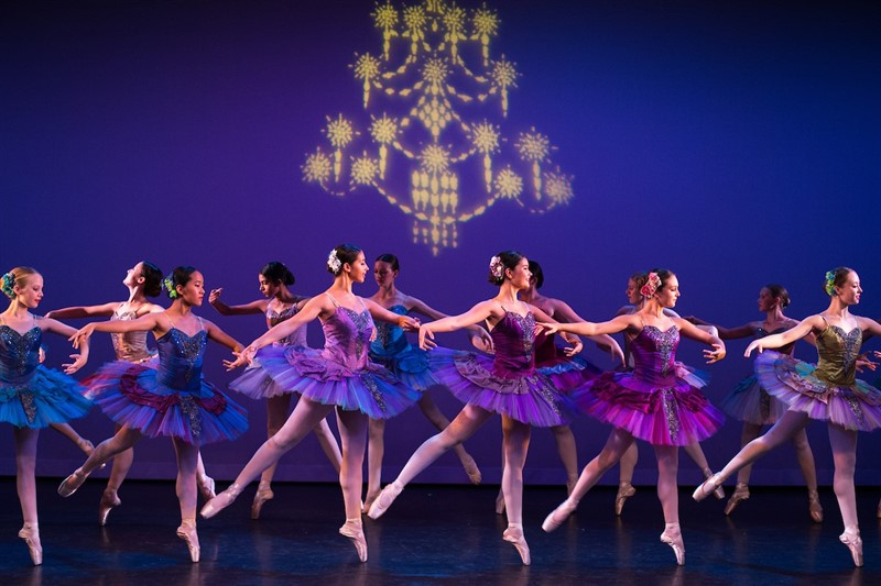 Get Information and buy tickets to GSB Summer Intensive Workshop Performance Excerpts from Paquita – La Sylphide – Coppelia – La Vivendiere – Plus Contemporary Pieces on Center Stage Theater