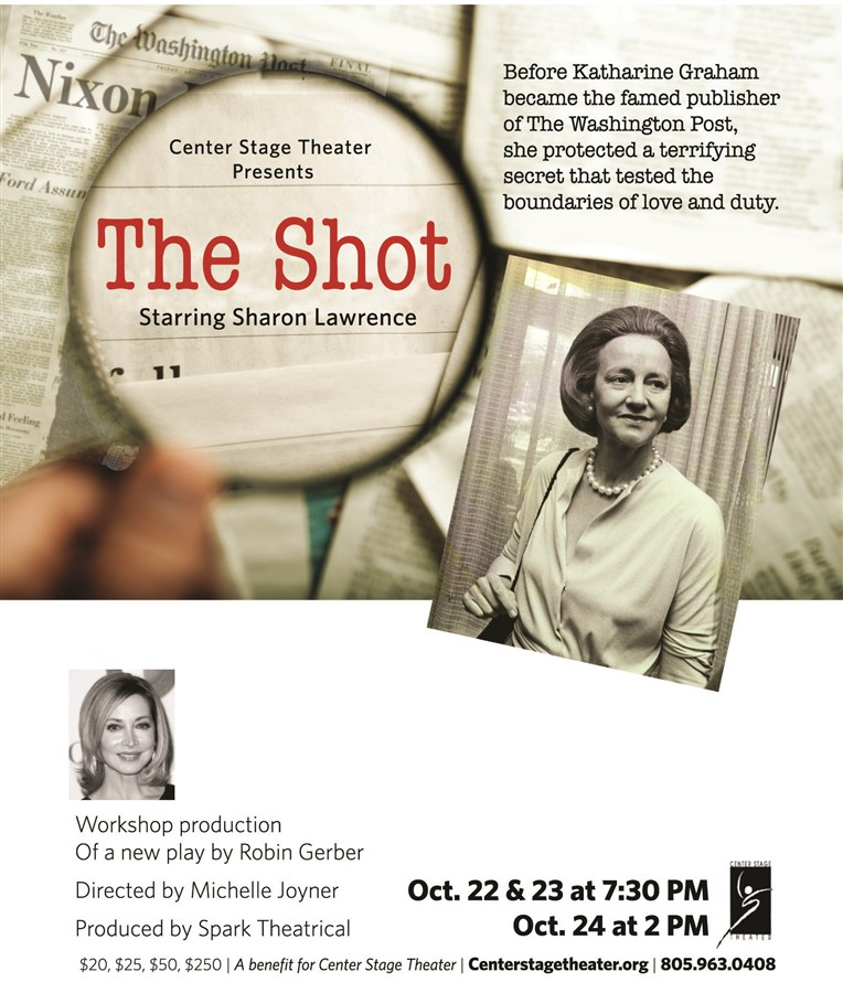 Get Information and buy tickets to The Shot PROOF OF VACCINATION OR NEGATIVE TEST REQUIRED on Center Stage Theater