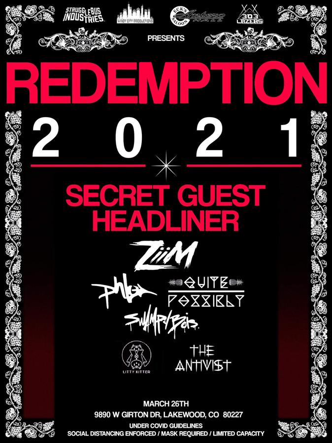 Redemption 2021