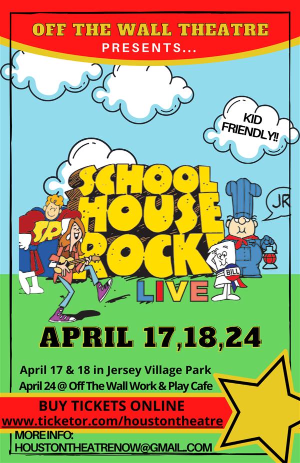 Schoolhouse Rock Live Jr.