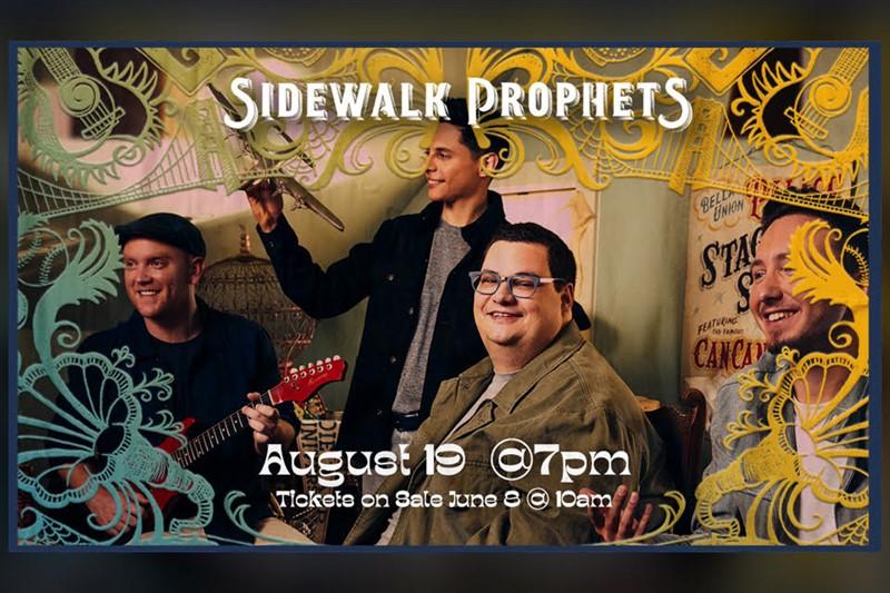 Sidewalk Prophets LIVE in Concert!