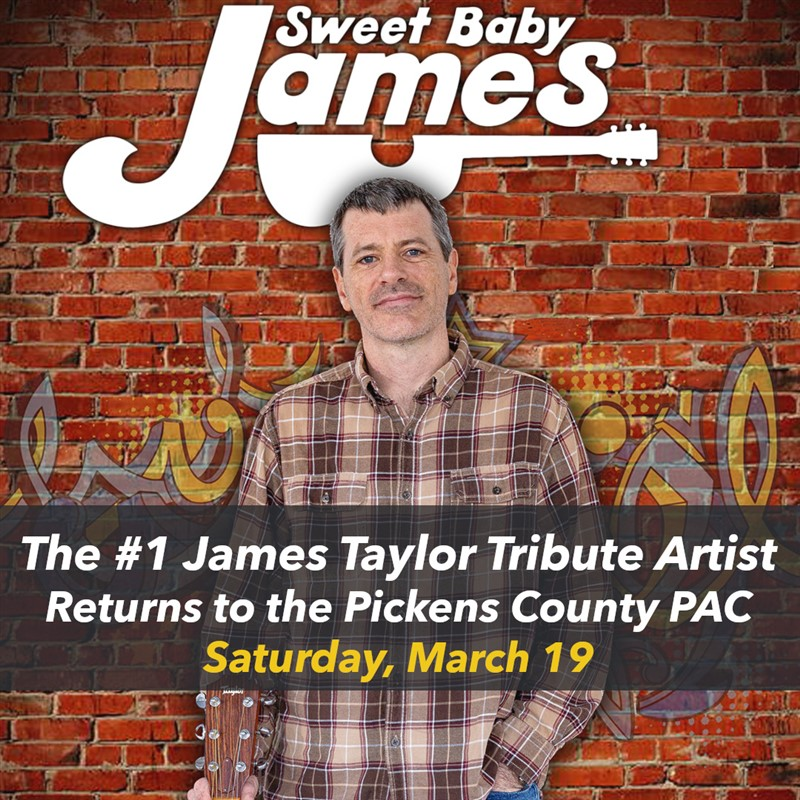 Get Information and buy tickets to Sweet Baby James – The James Taylor Tribute Thursday, July 15th, 2021 on Take Part Tickets
