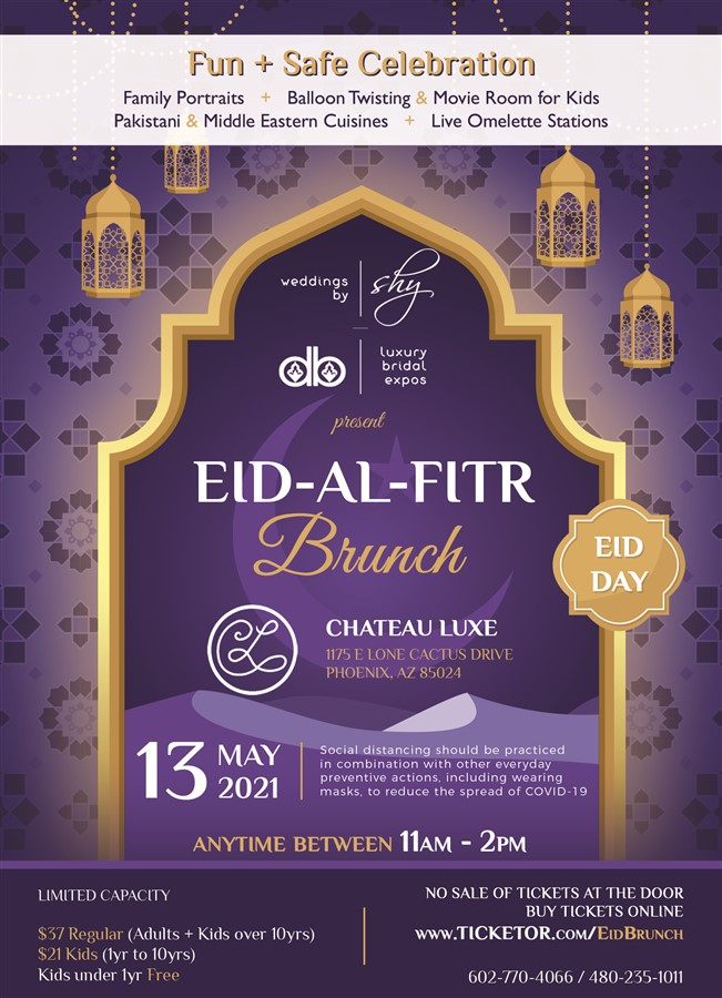 Eid Brunch - Events by Shy