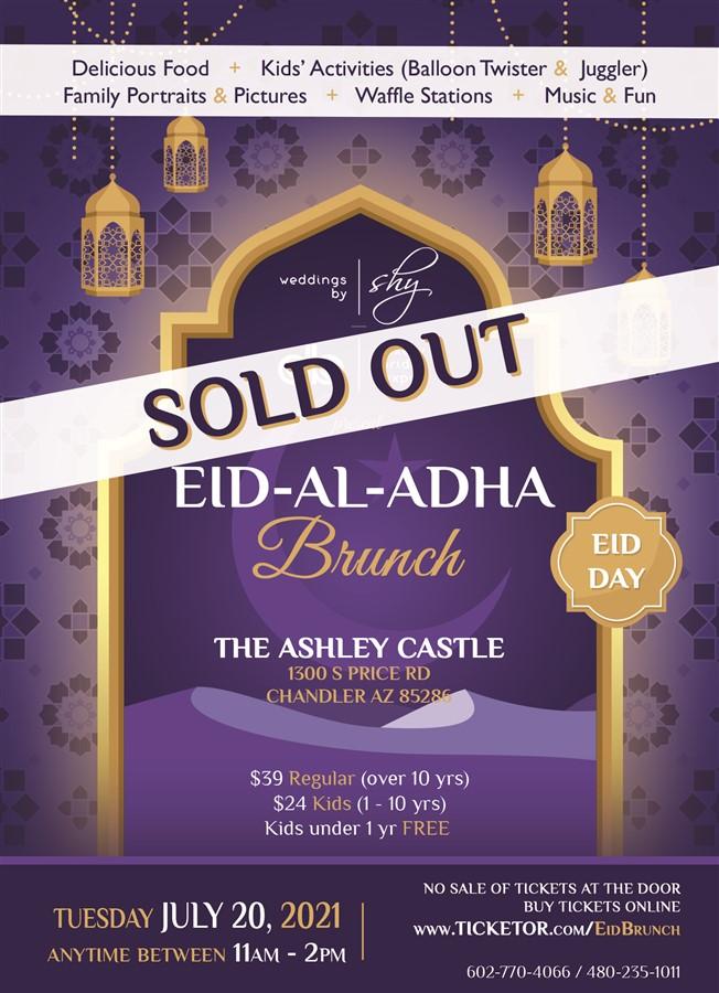 Eid al Adha Brunch (Events by Shy)
