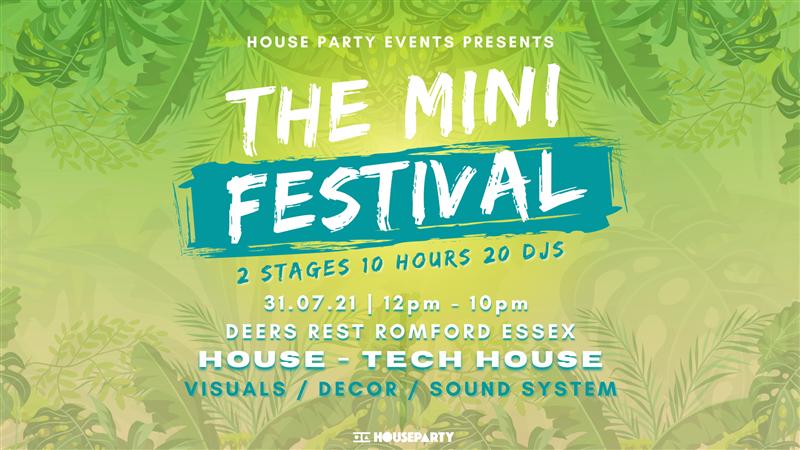 The Mini Festival Essex