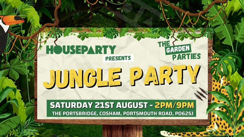 House Party Presents: The Jungle Party