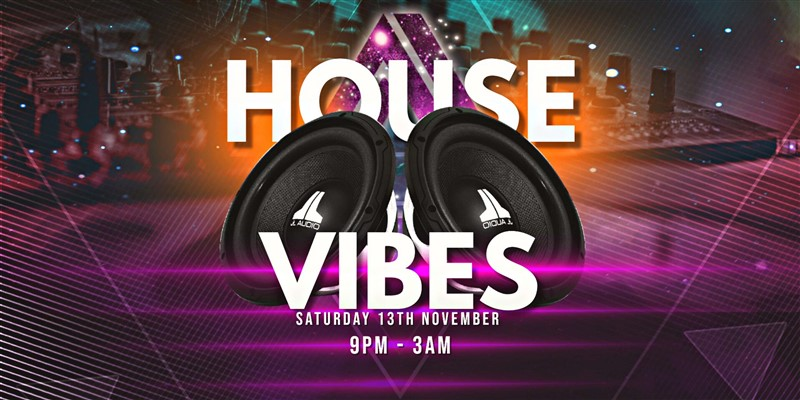 Get Information and buy tickets to House Party Presents: House Vibes  on House Party Europe Ltd