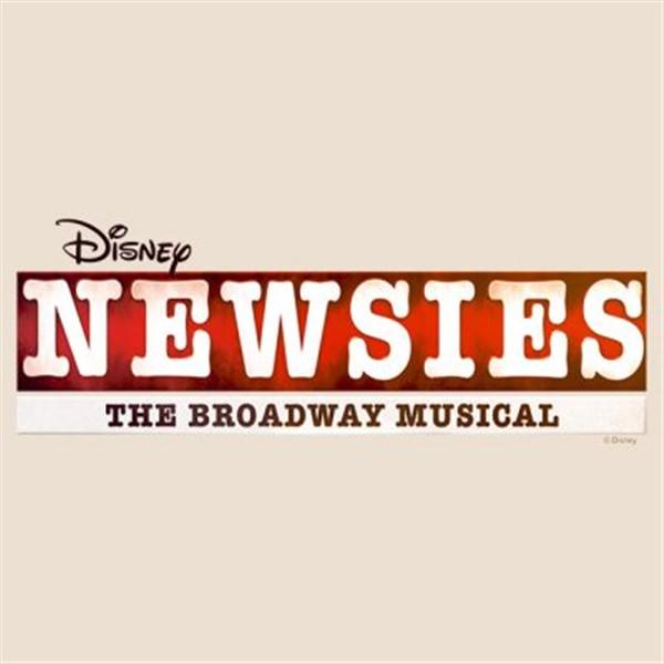 Anthem Applause Newsies Show- Cast Jeremy