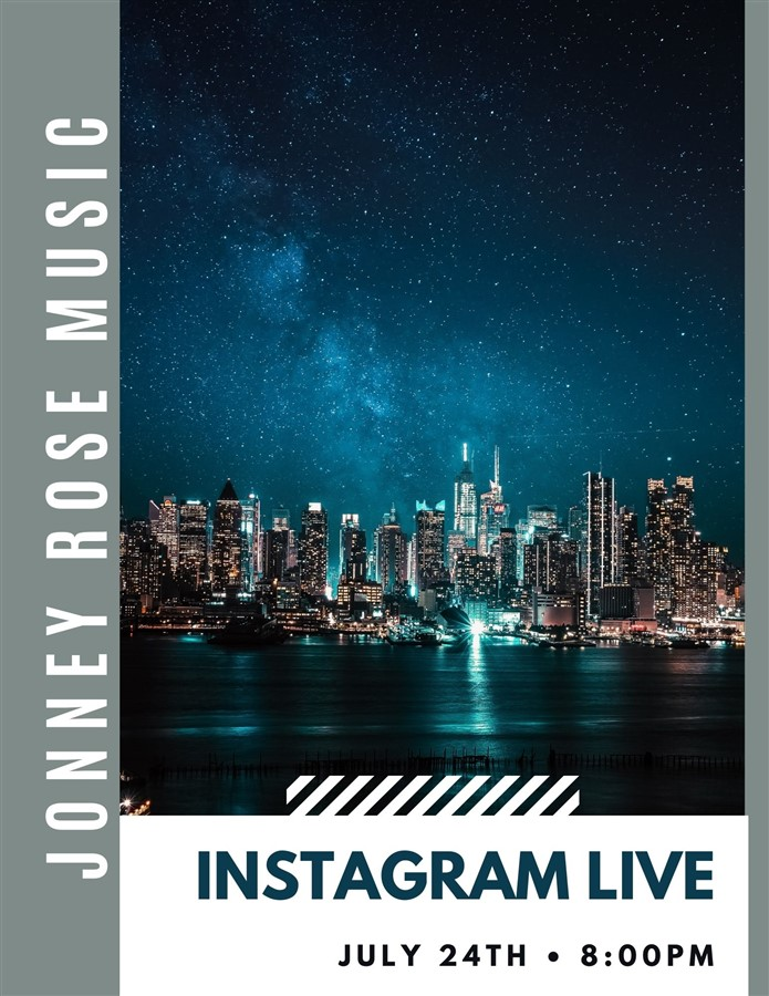 Live From Home - Instagram Live