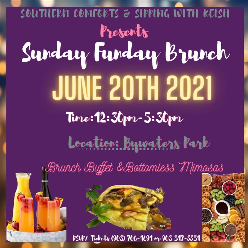 Sunday Funday Brunch Day Party
