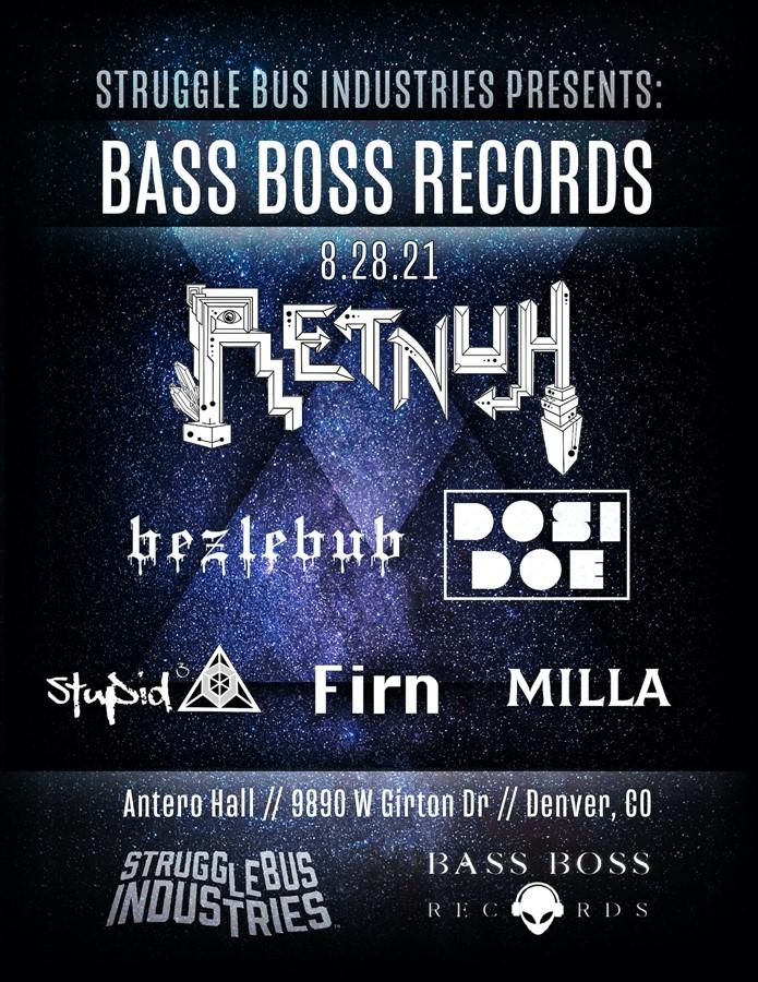 Struggle Bus Presents Bass Boss Records