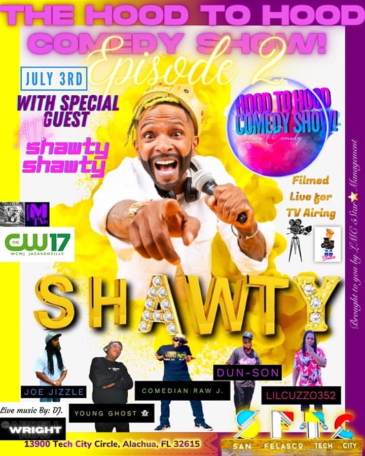 The Hood To Hood Comedy Show