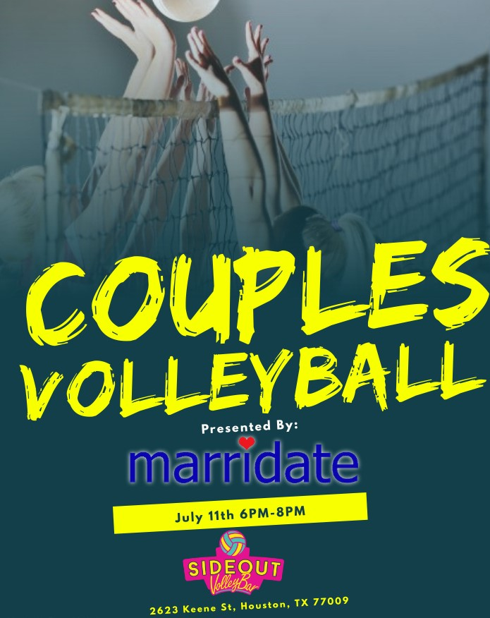 Couples Volleyball