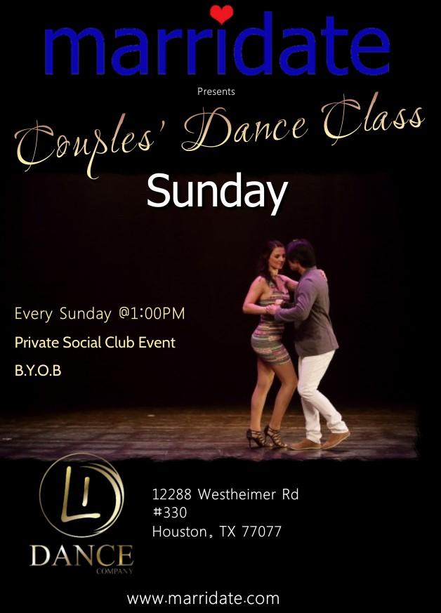Couples' Dance Lesson's