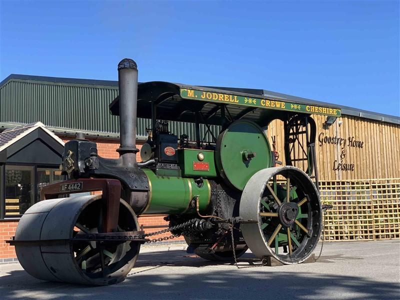 Goostrey Home & Leisure Steam Ride