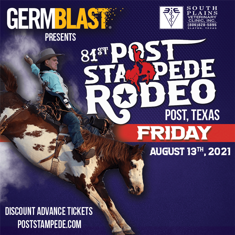 Post Stampede Rodeo